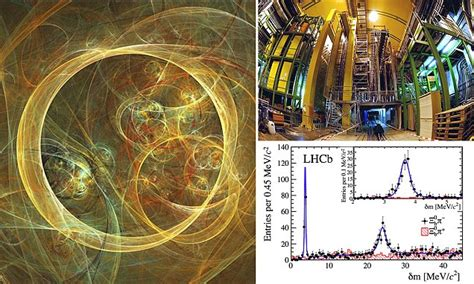 what scientist discovered the proton cern scientists discover two new particles by smashing