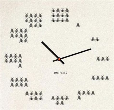 Time Sure Flies With These Clocks by Time Clock Quotes Like Success