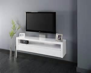 Charming Petit Meuble Tv Blanc Laque #6: Meuble-tv-suspendu-blanc-laque-SERENA-ZD1_M-TV-D-035.jpg