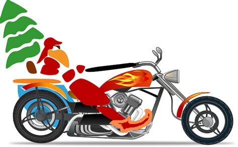 kumpulan gambar motor kartun lucu dan keren motor modifikasi