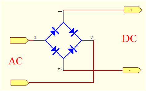 diode rectifier uses diodes