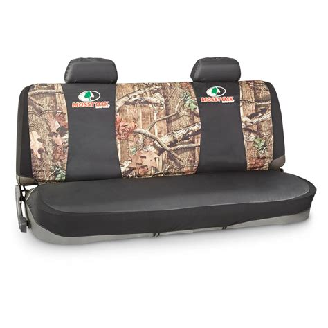 camo bench seat covers for trucks camo bench seat cover 656546 seat covers at sportsman s guide