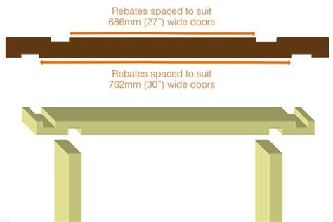 How To Fit Door Lining by How To Fit An Door Frame