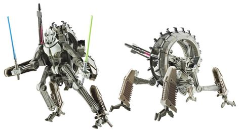 star wars transformers toy reviews general greivous