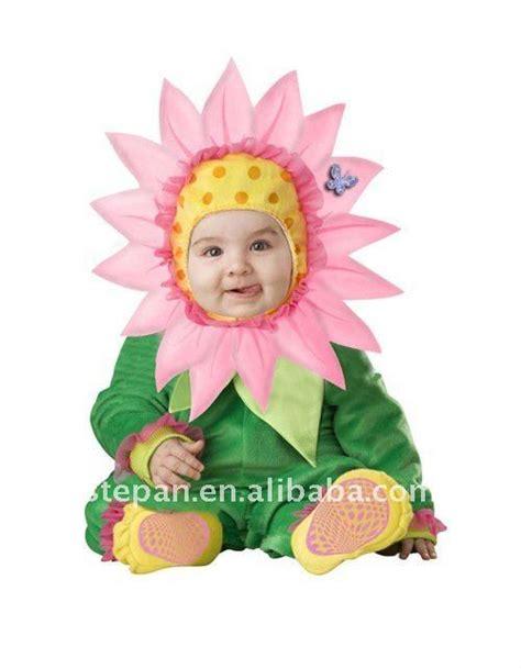 vestito carnevale fiore fiore di bambino neonato costume bambino neonato costume
