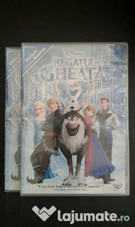 frozen film an romana frozen regatul de gheata dvd dublat limba romana 25 ron