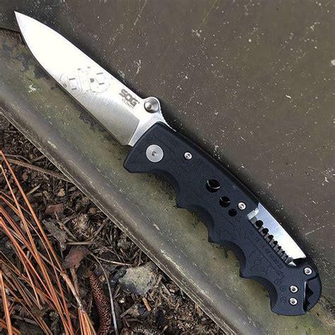 sog kilowatt knife folding knife kilowatt el01 cp sog knives
