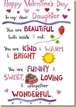 valentines for daughters valentines day quotes for daughters image quotes at