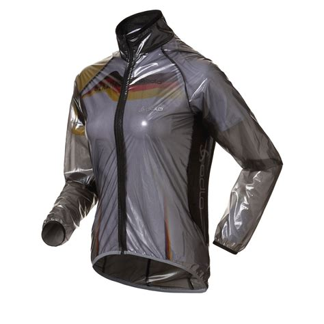 hardshell cycling jacket wiggle odlo women s mud hardshell transparent jacket