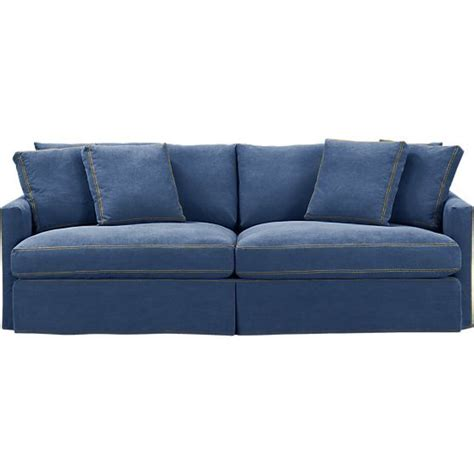 Denim Sectional Sofa 70 Best Images About Denim Sofa On Denim Sectional Sofas And Denim