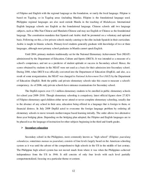 thesis about education problems pdf essay about education problems in the philippines