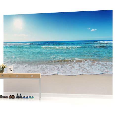 bild kinderzimmer meer meer sandstrand strand fototapeten wandbild fototapete