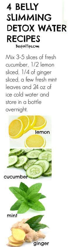 Belly Slimming Detox Water by Belly Slimming Detox Water Recipes
