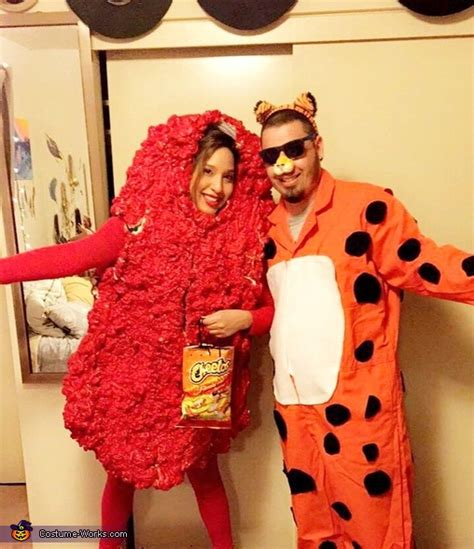 chester  cheetah   hot cheeto costume