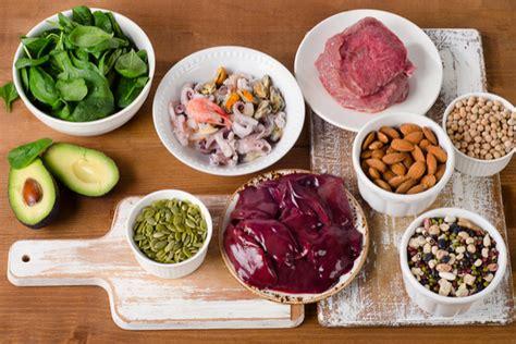 alimenti zinco alimenti ricchi di zinco la lista e le informazioni utili