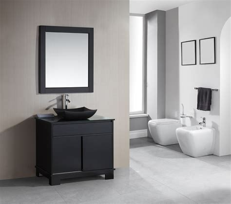 design element bathroom vanities design element the oasis 36 quot single sink vanity set is