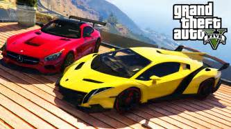 Gta 5 Cars Lamborghini Gta 5 Car Mods 5 Lamborghini Veneno Bmw I8 Mercedes