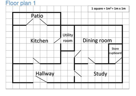 area of a floor plan area and perimeter floor plan worksheet thefloors co