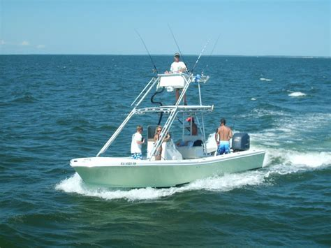 boat cobia tower cobia tuna tower leaning post 1700 obo the hull