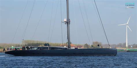 yacht ngoni royal huisman s ngoni sailing for the first time yacht