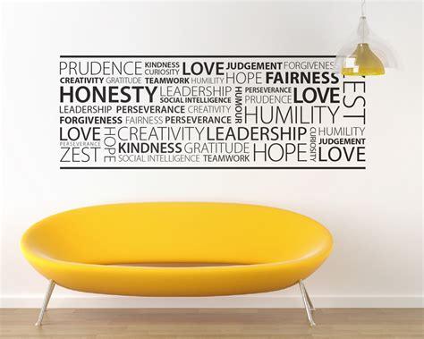 inspiring bathroom quote decal design peach basket and beadboard floor an www aofwe com inspirational wall art inspirational quote wall quote