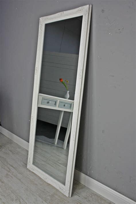 spiegel weiss holz spiegel antik spiegel antik weiss spiegel wei 223 antik 150x60 cm holz neu wandspiegel barock