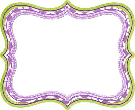 Bordir Purple 7 best images of free printable purple borders and frames free printable clip borders