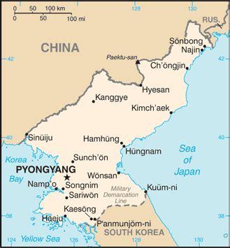 map usa korea korea