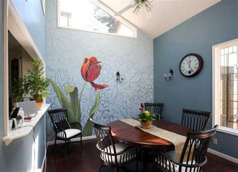 Family Dining Room Wall Decor 22 Cool Dinning Rooms Transformed Beautifully By Wall Murals