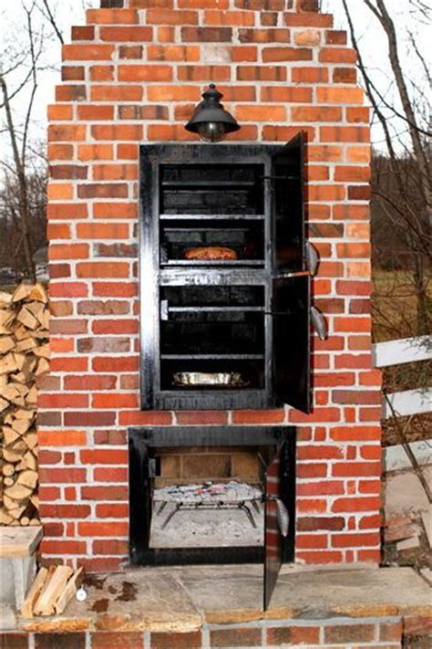 diy backyard smoker 25 best brick grill ideas on pinterest brick bbq diy