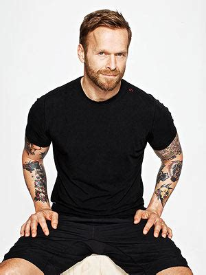 bob harper tattoos fitness icons fit fitness magazine