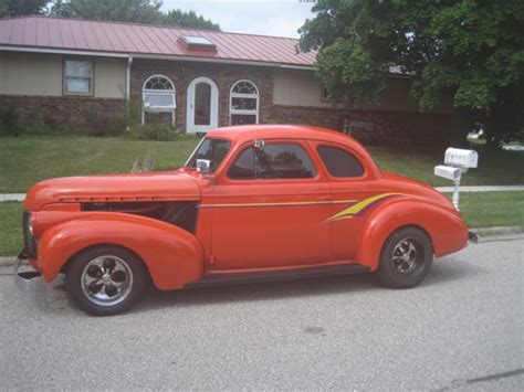 Best Interior Paint Color To Sell Your Home by Rods Rod 40 Chevrolet Street Rod For Sale Chevy Coupe