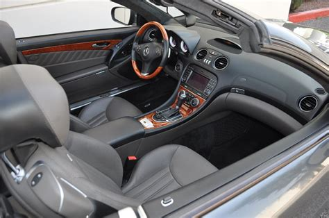 Sl550 Interior by 2009 Mercedes Sl550 Convertible 184966