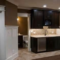 kitchenette ideas on basement kitchenette