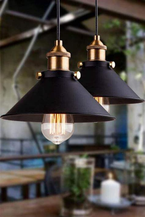 posh modern industrial pendant light   perfect