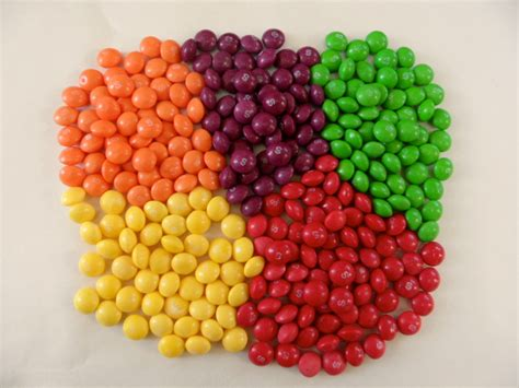 skittles colors le skittles ooo la la the sewing wren