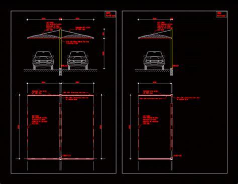 car parking dwg detail  autocad designs cad