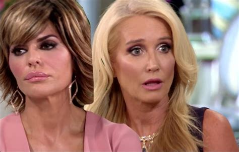 what did kim richards mean about lisa rinna husband kim richards lisa rinna kim richards rips into liar lisa