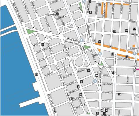 houston chinatown map new york city chinatown gt manhattan gt canal map