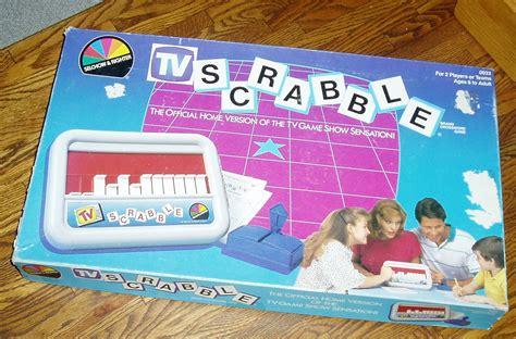 tv scrabble transforming seminarian show board tv scrabble