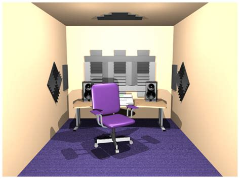 Small Home Studio Acoustic Treatment Beginner S Guide To Acoustic Treatment