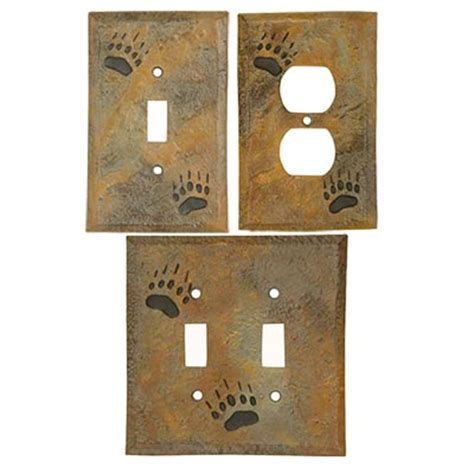 paw switch plate covers