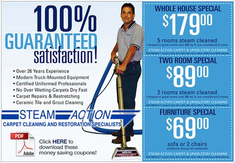 upholstery cleaning deals carpet cleaning specials carpet vidalondon
