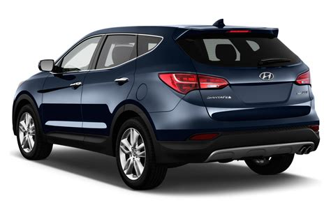 Hyundai Sante Fe 2016 Hyundai Santa Fe Sport Reviews And Rating Motor Trend