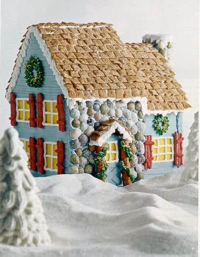 gingerbread house decorating ideas  easy gingerbread
