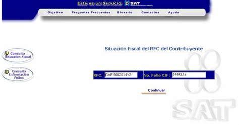 sat gob mx pgina principal para acceder al m 243 dulo del contribuyente ser 225 necesario