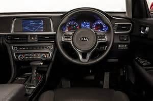 Interior Kia 2015 Kia Optima Interior Car Interior Design