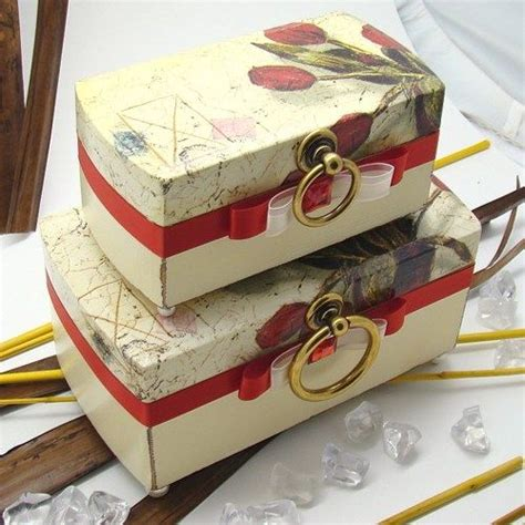 decoupage jewelry box ideas 17 best images about pe 231 as de decoupagem on