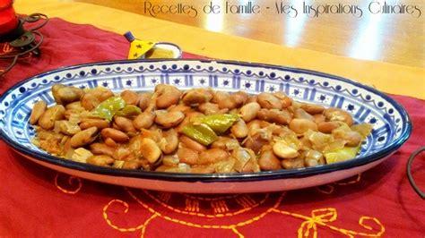 cuisine feve f 232 ves s 232 ches en sauce le cuisine de samar