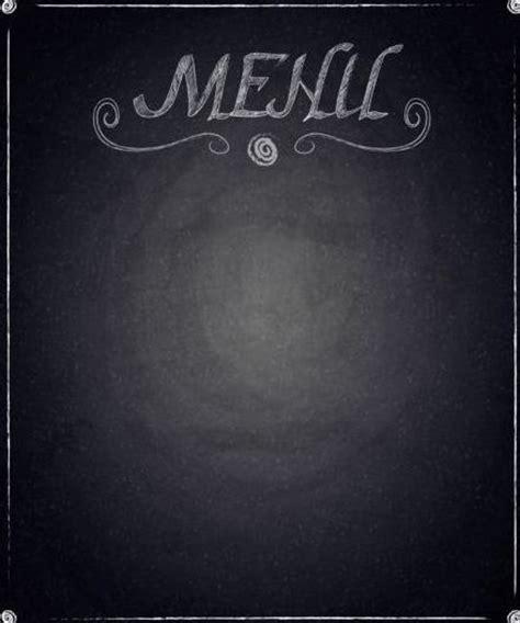 background daftar menu restaurant menu with blackboard background vector 12 free